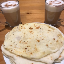 Make Your Own Naan!